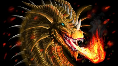 Awesome Dragon Wallpapers (54+ images)