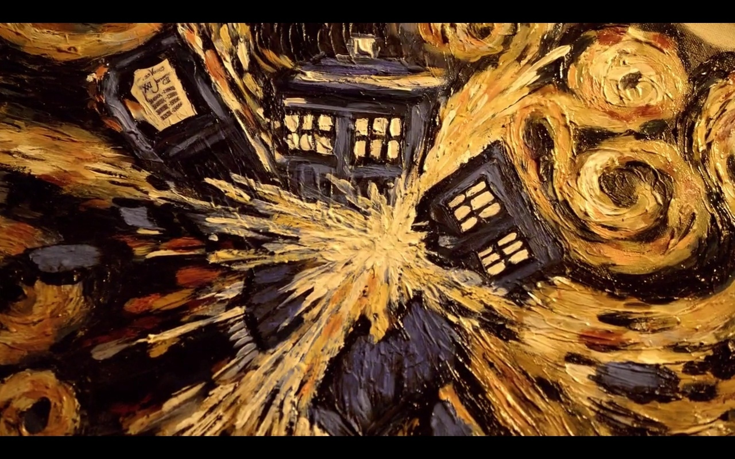 Tardis Wallpaper Iphone 6 Vincent Van Gogh Wallpapers 59 Images