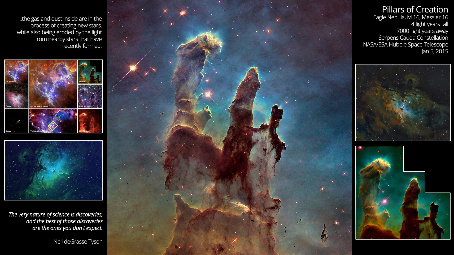 Earth 3d Wallpaper Android Hubble Pillars Of Creation Wallpaper 58 Images