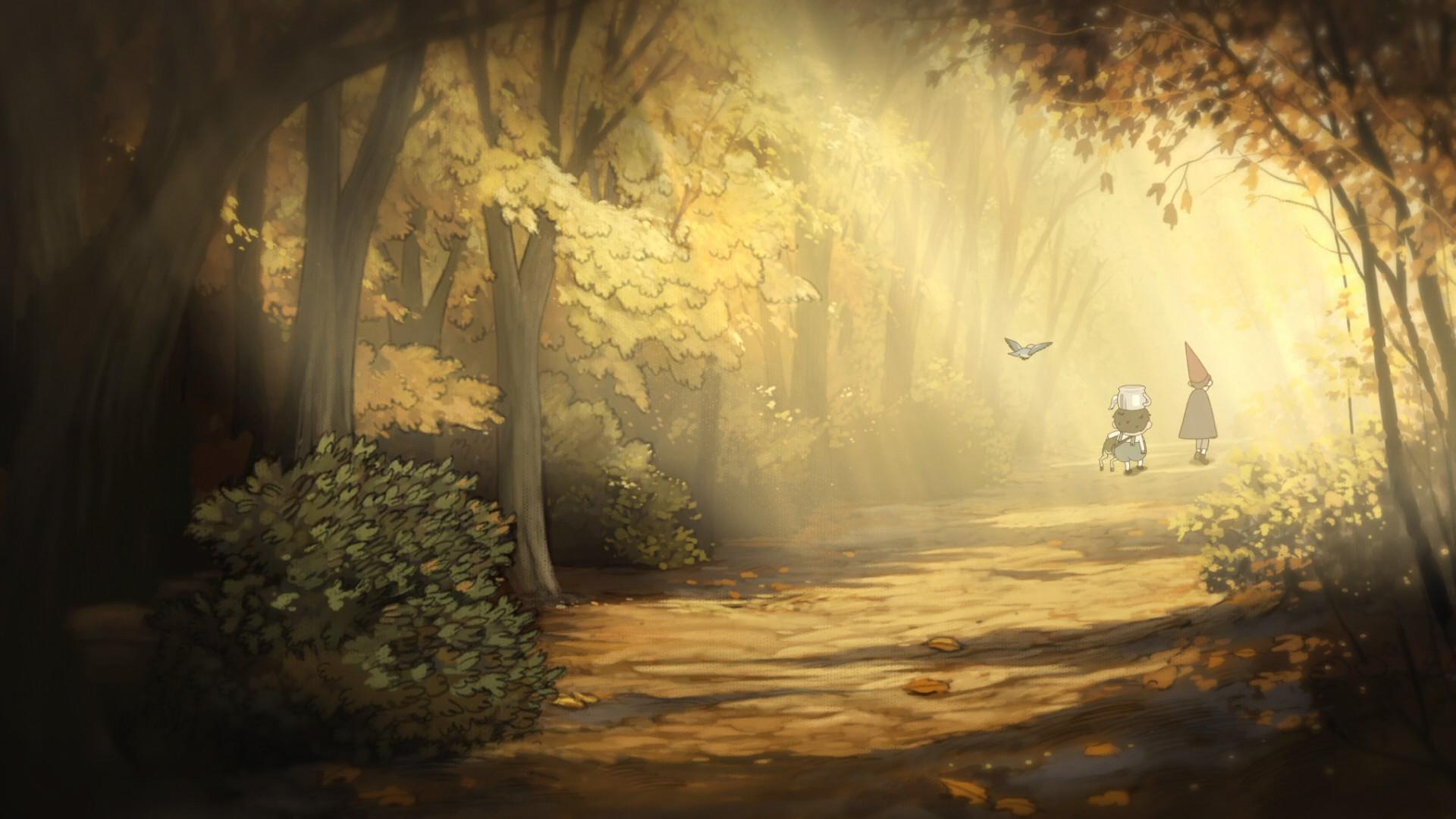Gravity Falls Desktop Wallpaper Hd Over The Garden Wall Wallpaper 83 Images