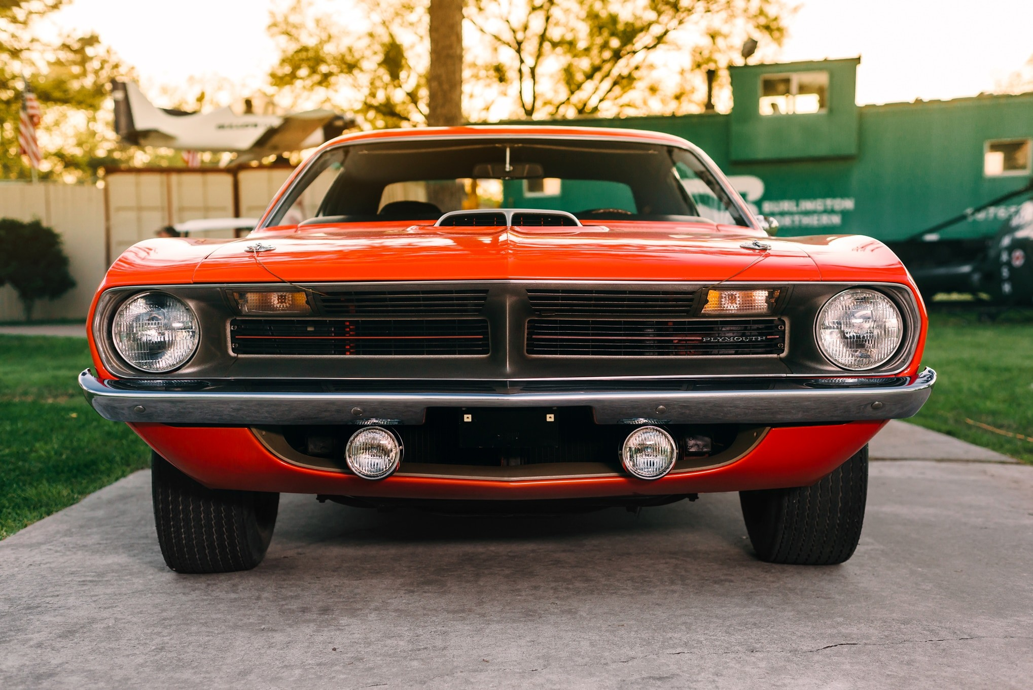 Muscle Cars Wallpapers 1080p Plymouth Barracuda Wallpaper 70 Images