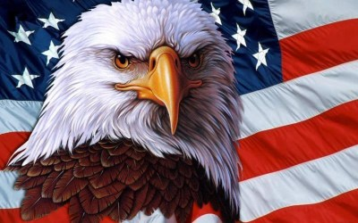 American Flag With Eagle Wallpaper (70+ images)