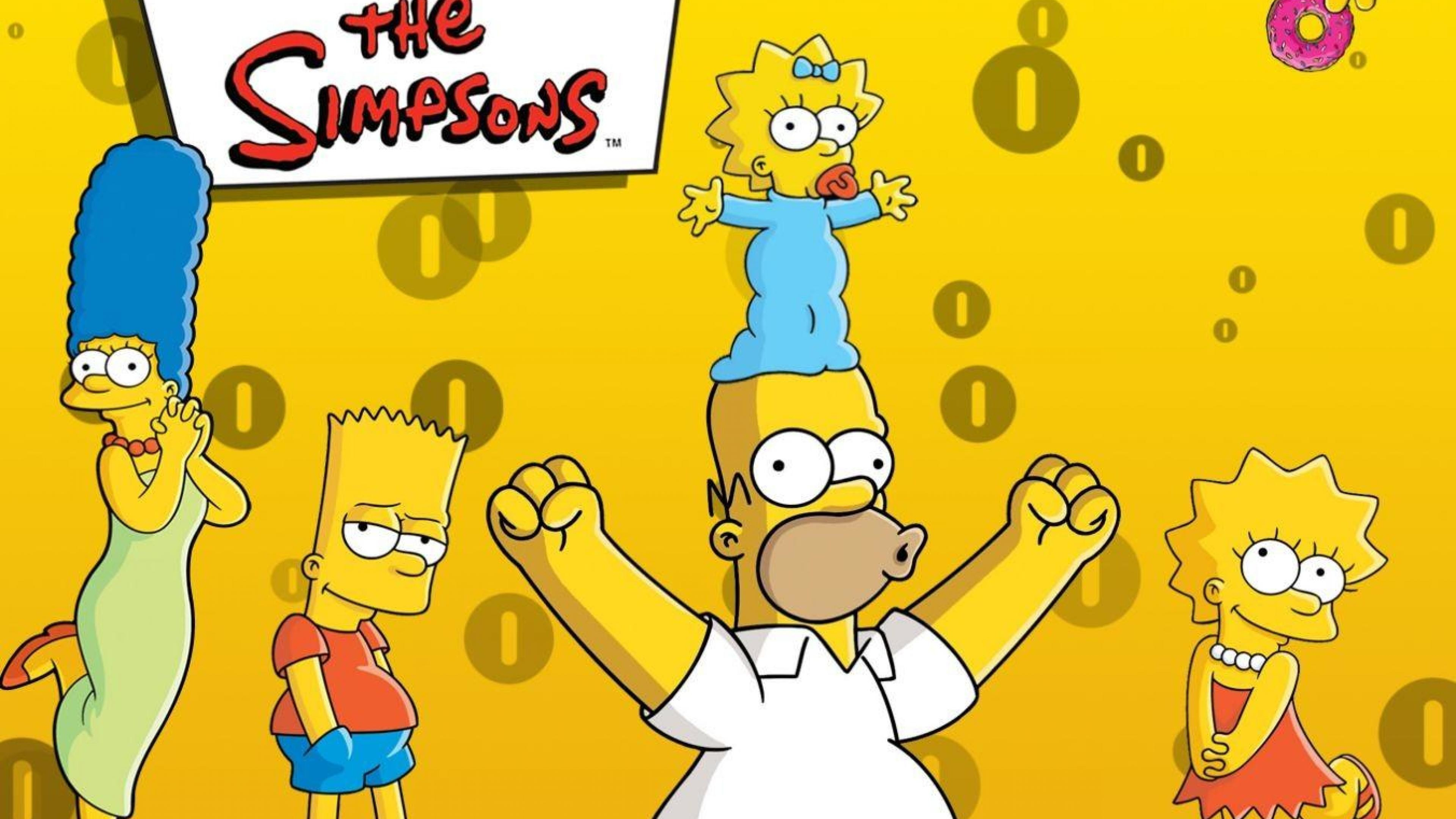 Cute Wallpapers With Nice Quotes The Simpsons Wallpaper For Desktop 68 Images