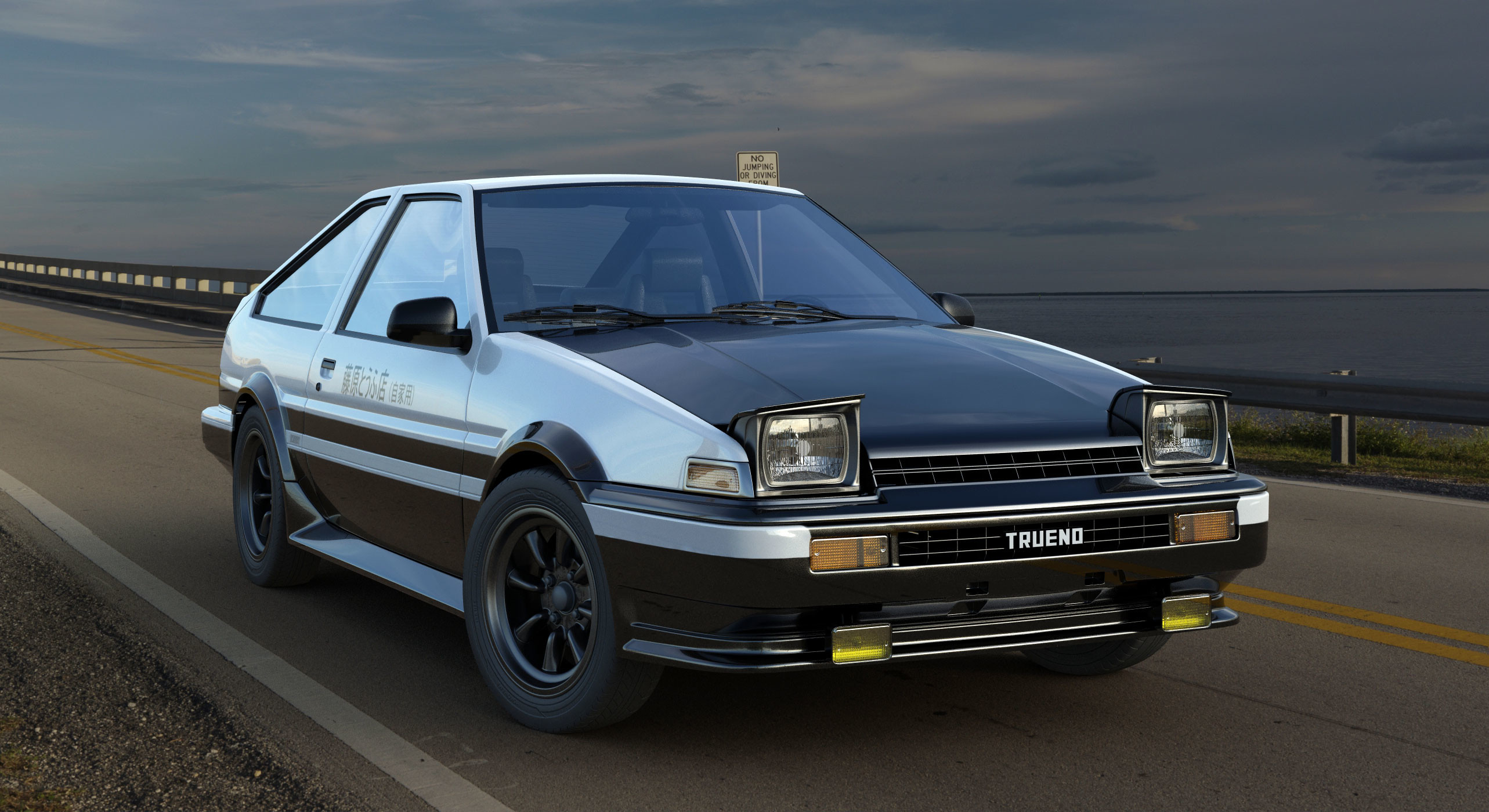 Import Car Wallpapers Toyota Ae86 Wallpapers 68 Images