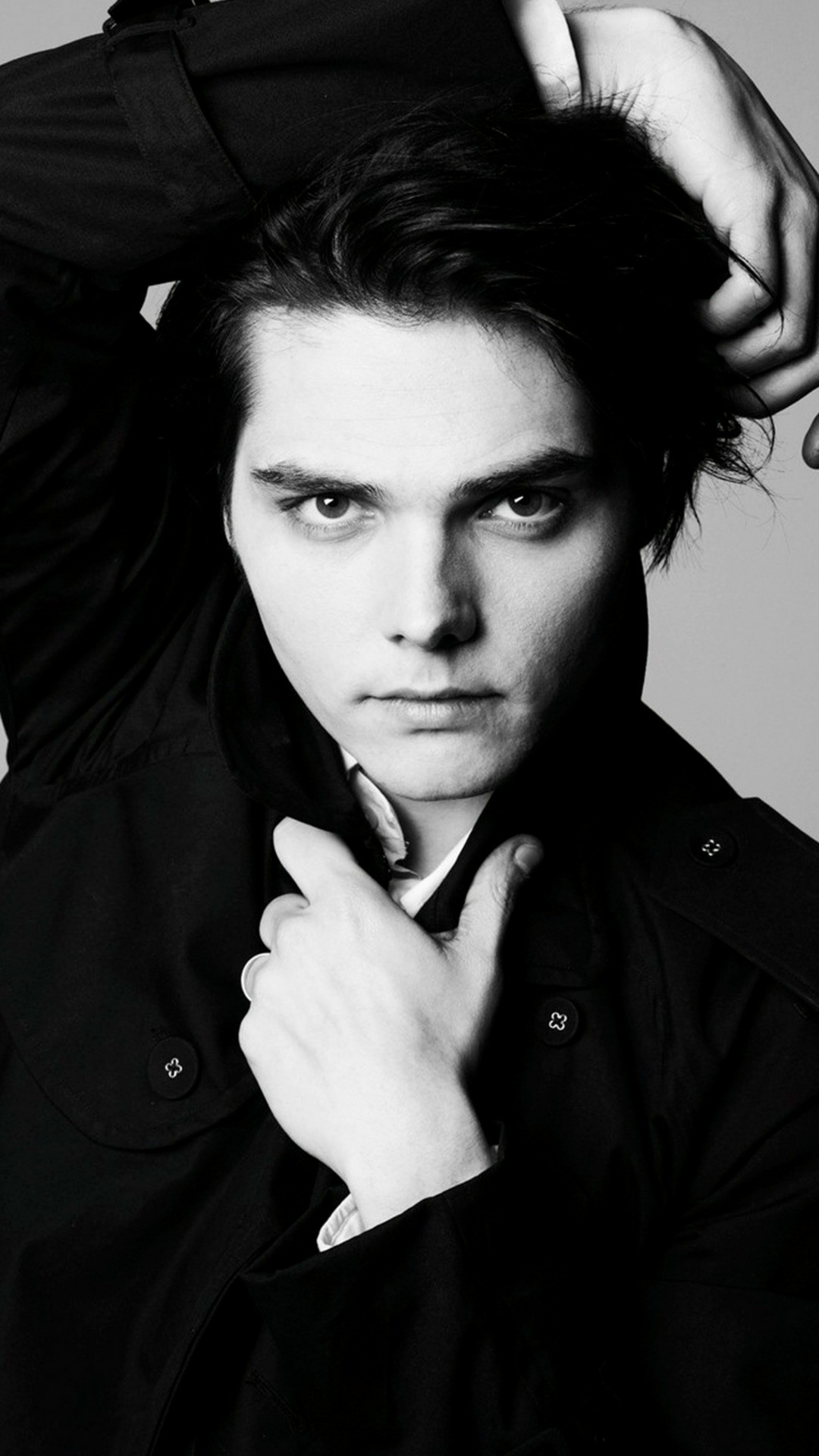 How To Make Live Wallpaper Iphone X Gerard Way Wallpapers 75 Images