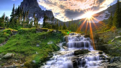 3D 1920x1080 HD Nature Wallpapers (56+ images)