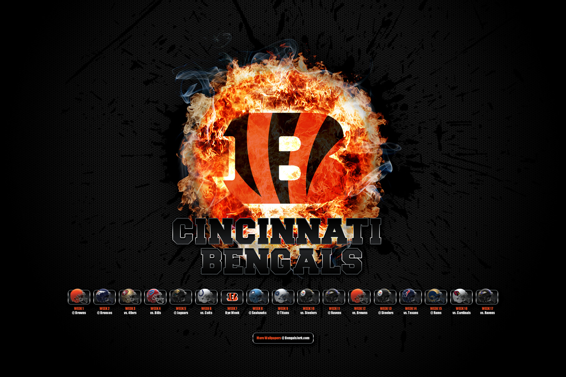 Rocky Wallpaper With Quotes Cincinnati Bengals Wallpaper And Screensavers 77 Images