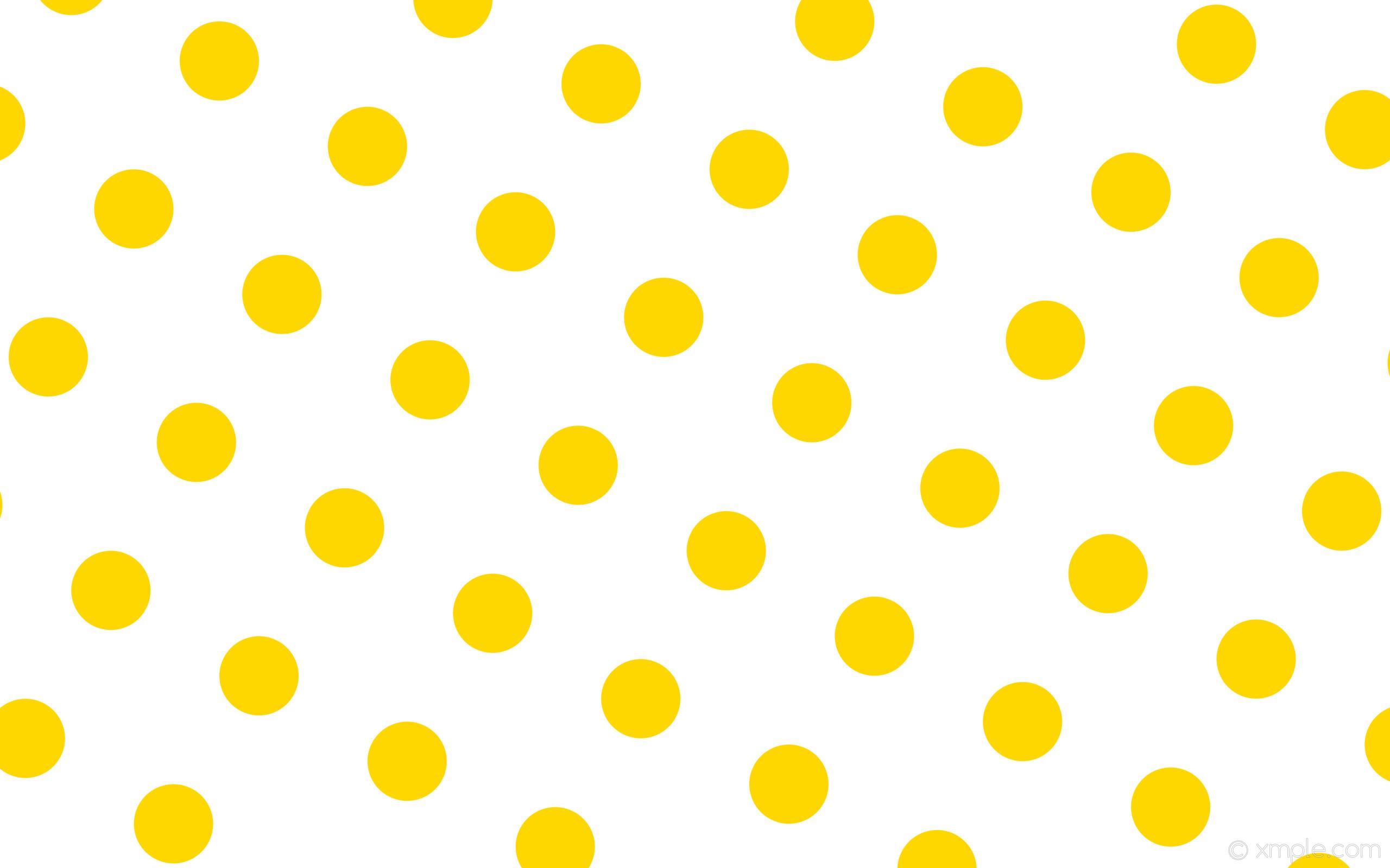 Black And White Dot Wallpaper Yellow Polka Dot Wallpaper 86 Images