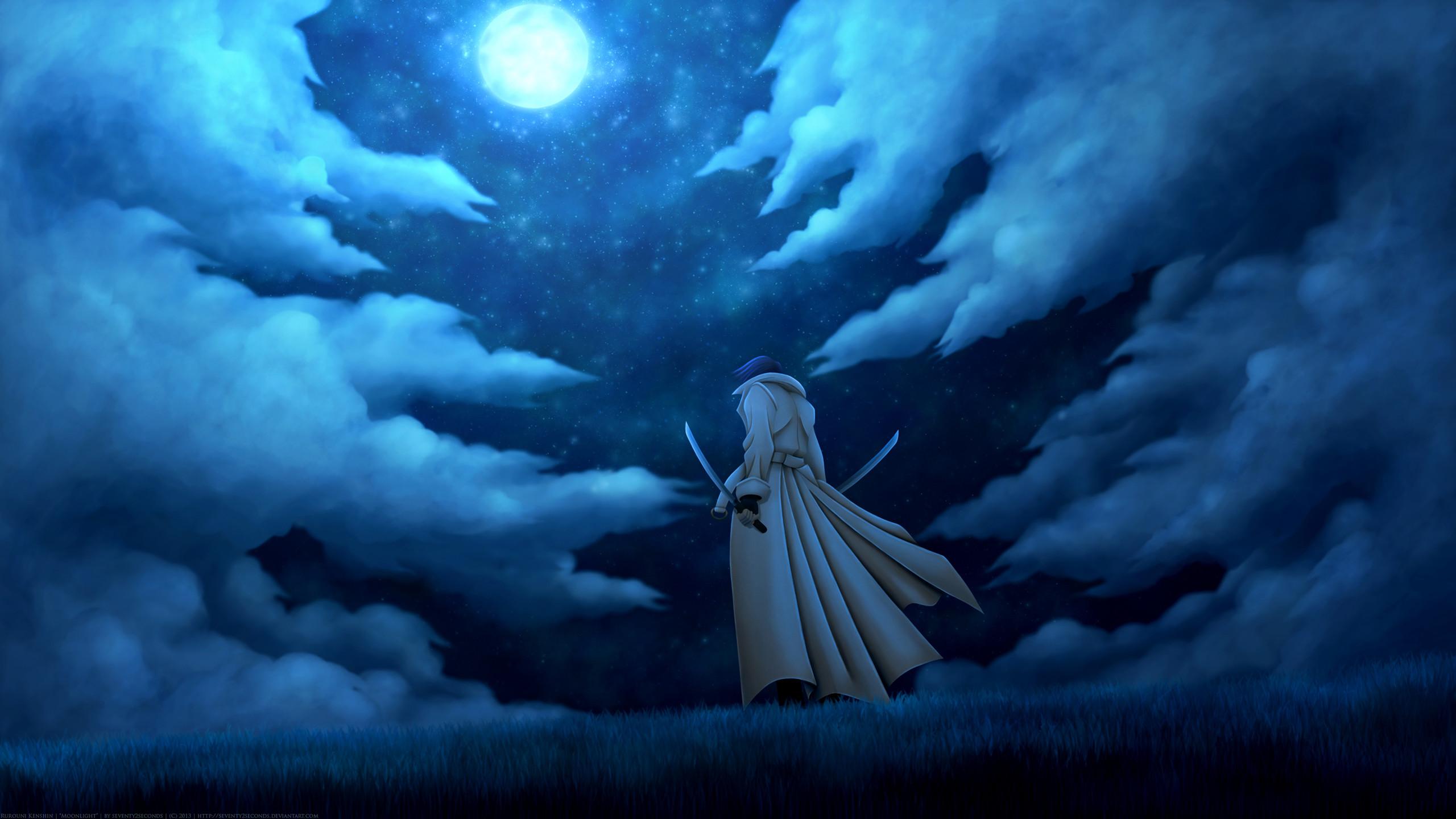 Windows 10 Wallpapers Girl Forest Kenshin Himura Wallpaper 55 Images