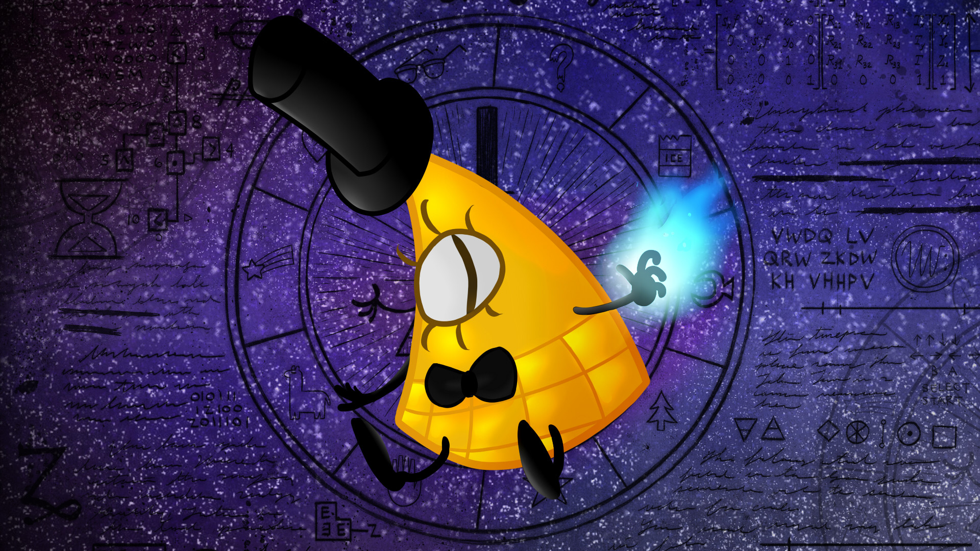 Gravity Falls Bill Cipher Wallpaper Iphone Bill Cipher Wallpapers 73 Images