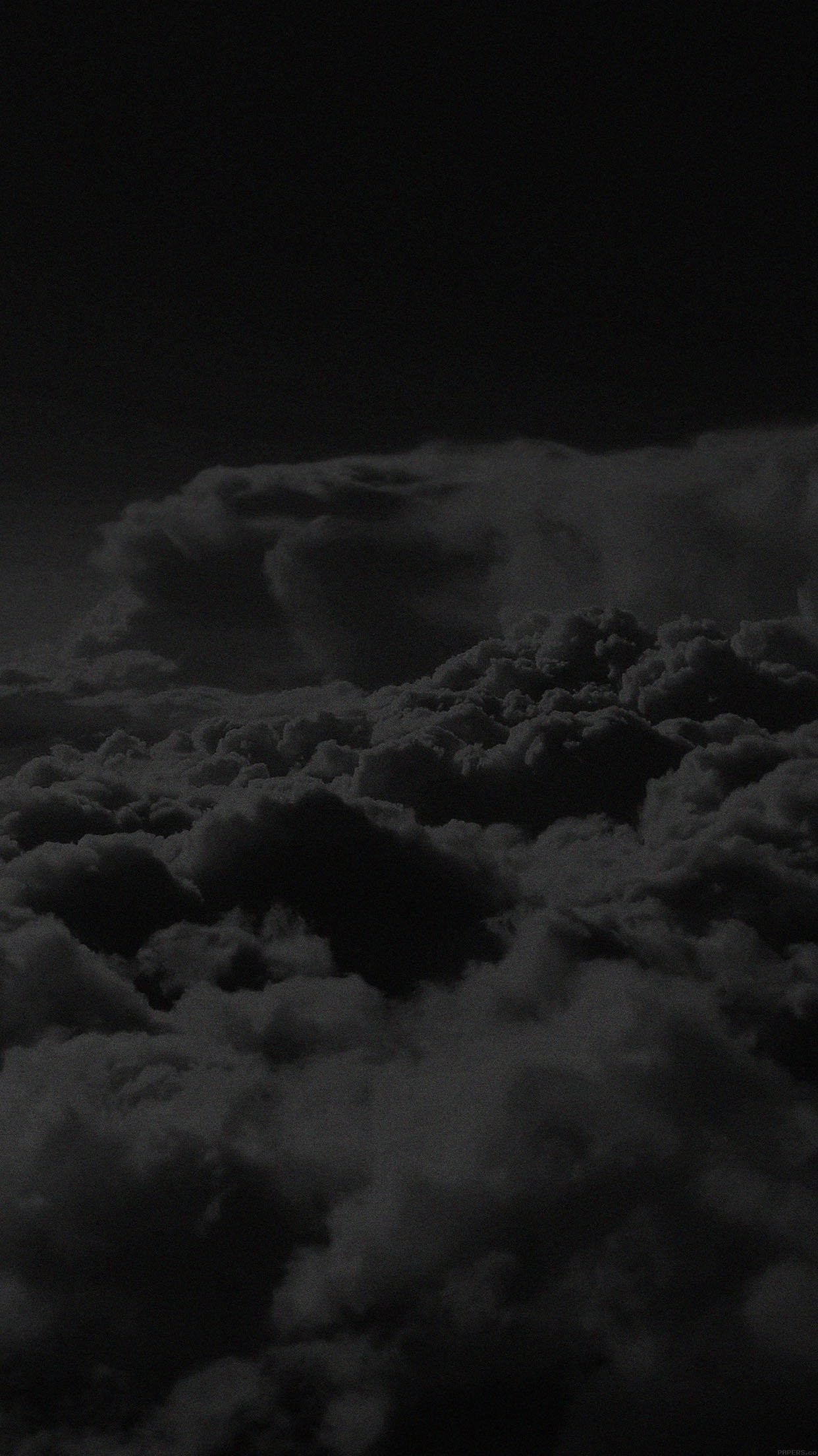 Cool Wallpapers Hd Iphone 7 Dark Cloud Wallpaper 64 Images