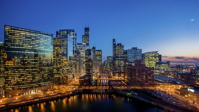 Chicago Skyline Wallpaper 1920x1080 (74+ images)