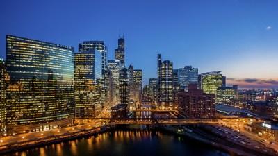 Chicago Skyline Wallpaper 1920x1080 (74+ images)