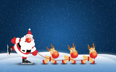 Animated Christmas Wallpapers for Desktop (56+ images)