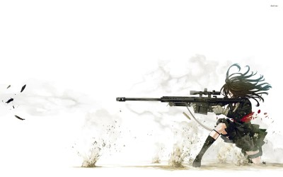 Anime Sniper Wallpaper (62+ images)