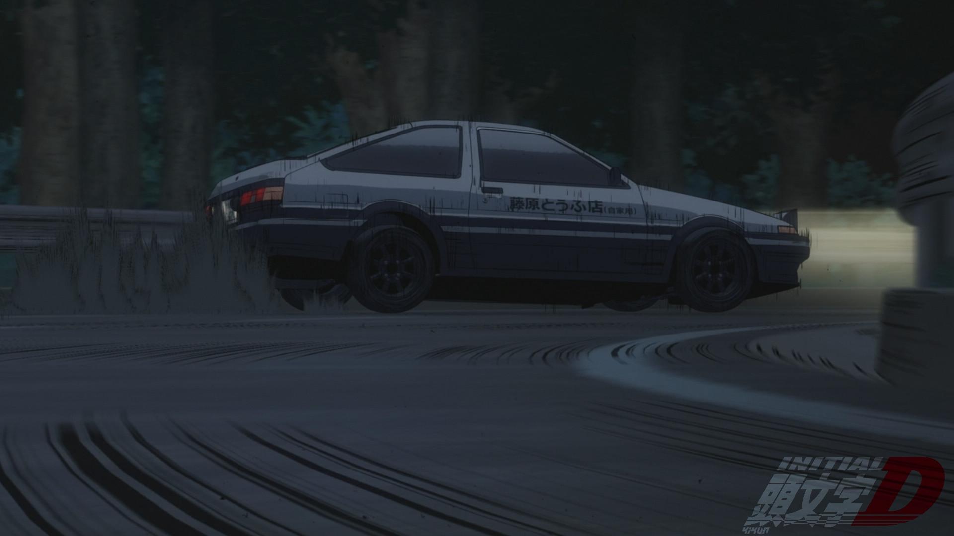 Forza 7 Car Wallpaper Initial D Wallpaper Hd 62 Images