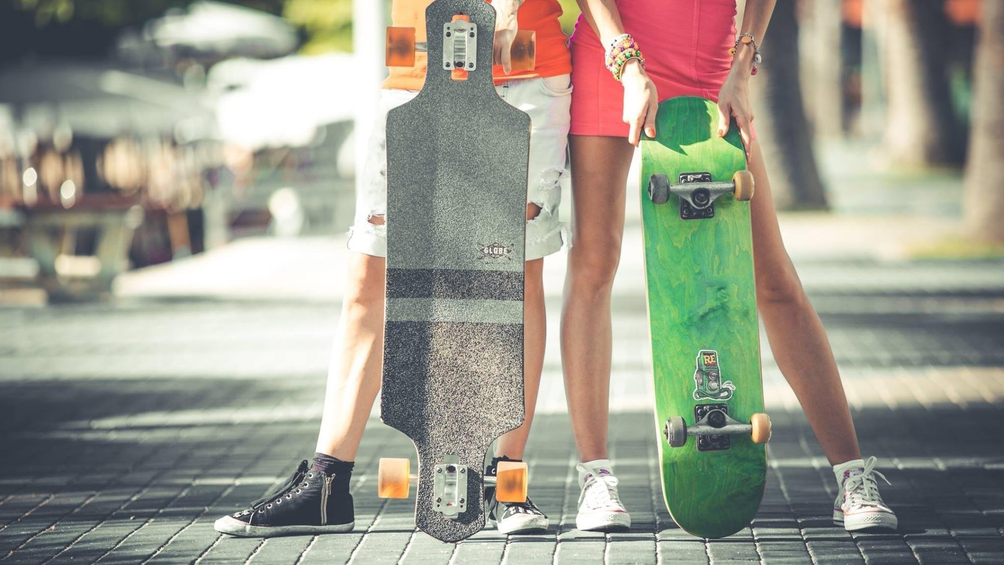 Longboard Girl Wallpaper Girl Skateboard Wallpaper 31 Images