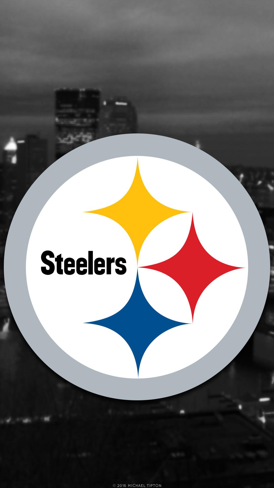 Pittsburgh Steelers Iphone Wallpaper Steelers Wallpaper 2018 70 Images