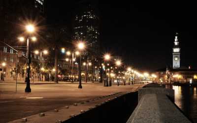 Street Wallpaper HD Night City (66+ images)
