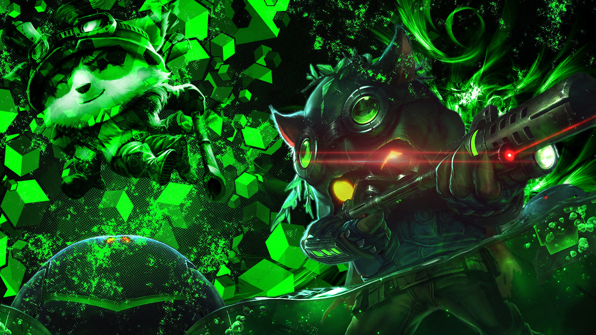 League Of Legends Animated Wallpaper Windows 10 Teemo Wallpapers 77 Images