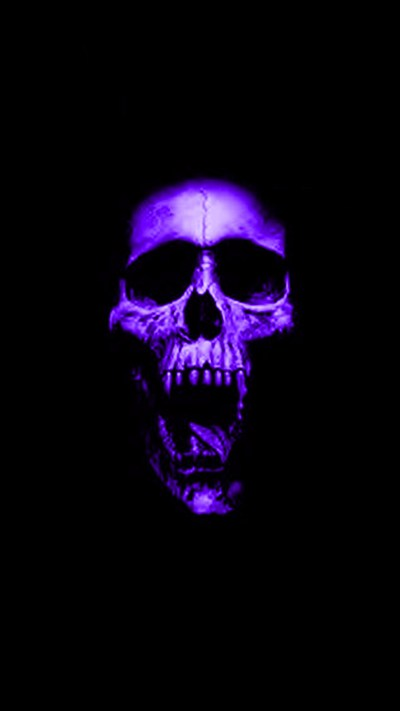 Purple Skull Wallpaper (61+ images)