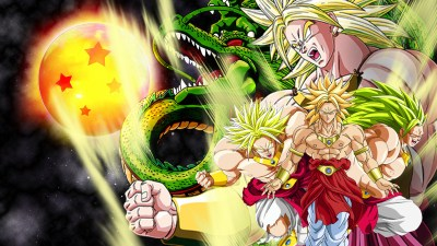 Dbz Broly Wallpaper (64+ images)