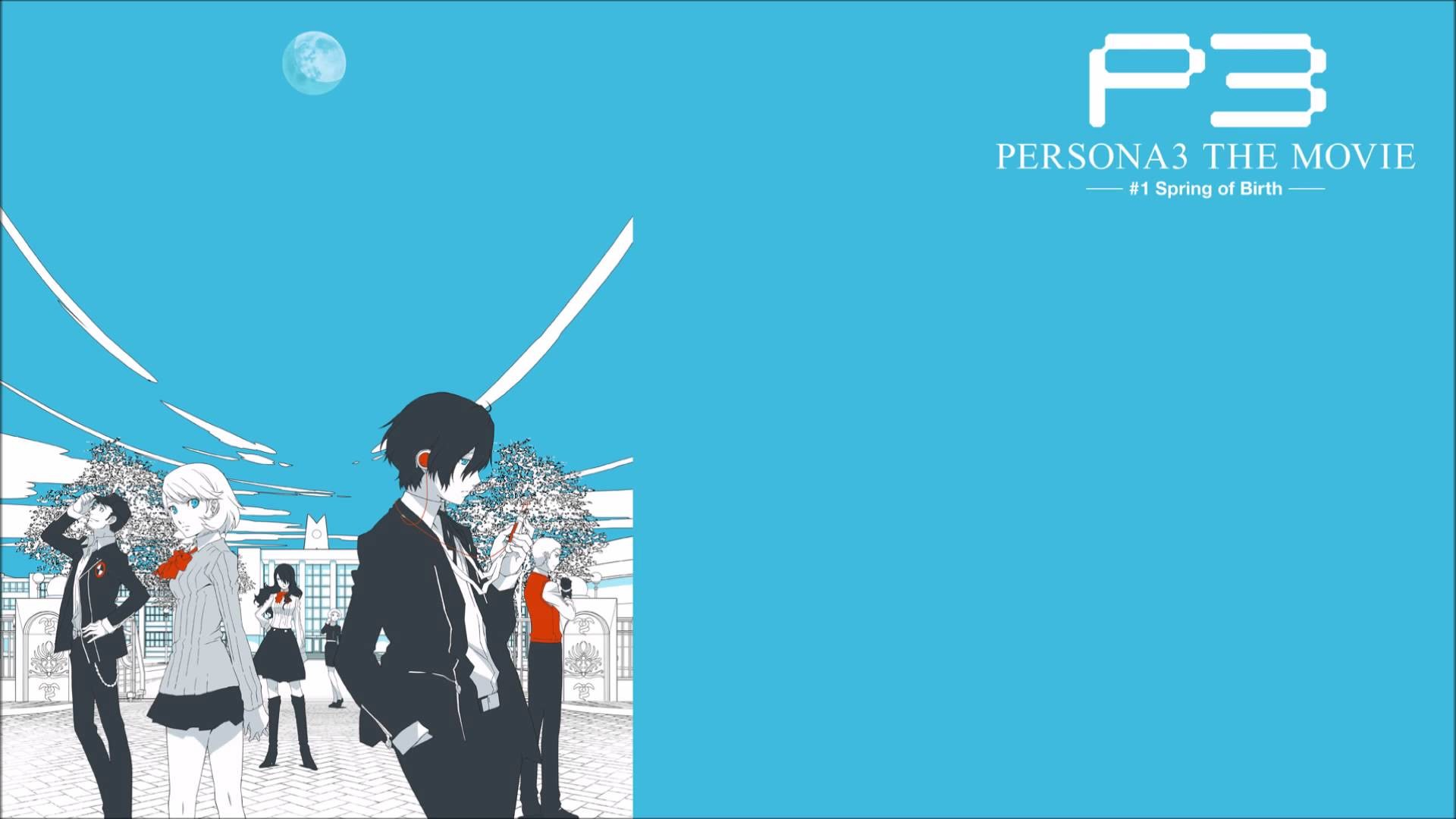 Falling Down Flowers Wallpaper Persona 3 The Movie Wallpaper 73 Images