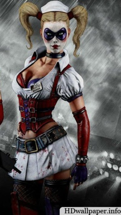 Harley Quinn Wallpaper HD 1080p (78+ images)