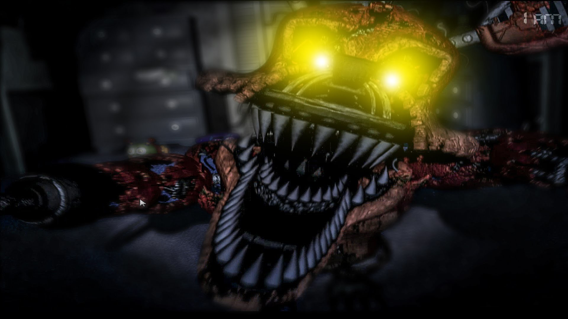Cute Freddy Fazbear Wallpaper Scary Fnaf Wallpaper 81 Images