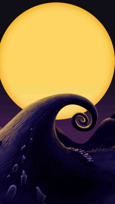 The Nightmare Before Christmas Backgrounds (61+ images)