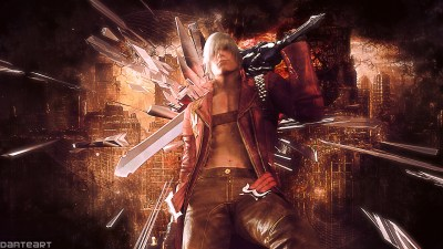 Devil May Cry Wallpaper HD (65+ images)