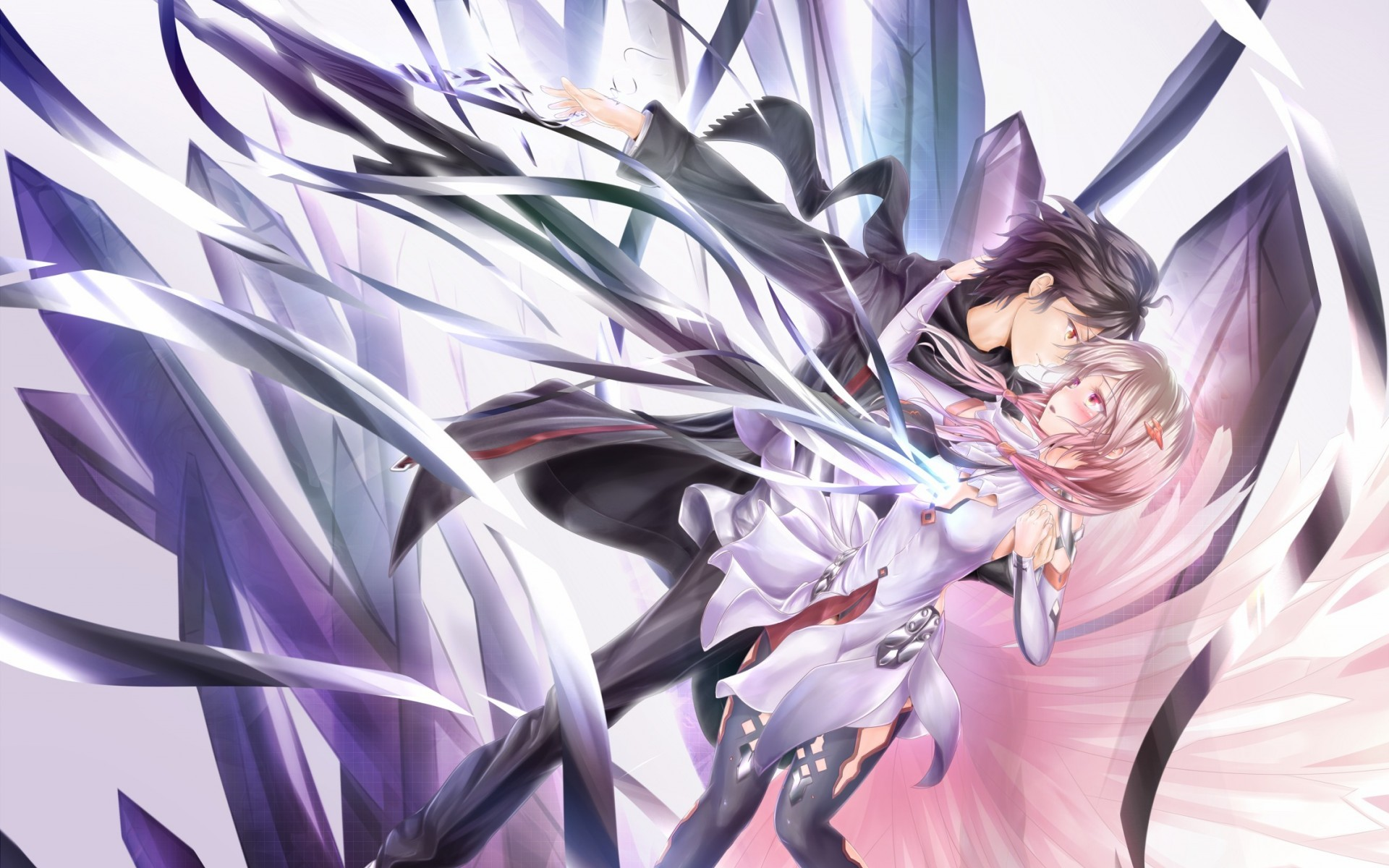 Cute Couple Wallpapers For Mobile Phones Guilty Crown Wallpaper 1920x1080 85 Images