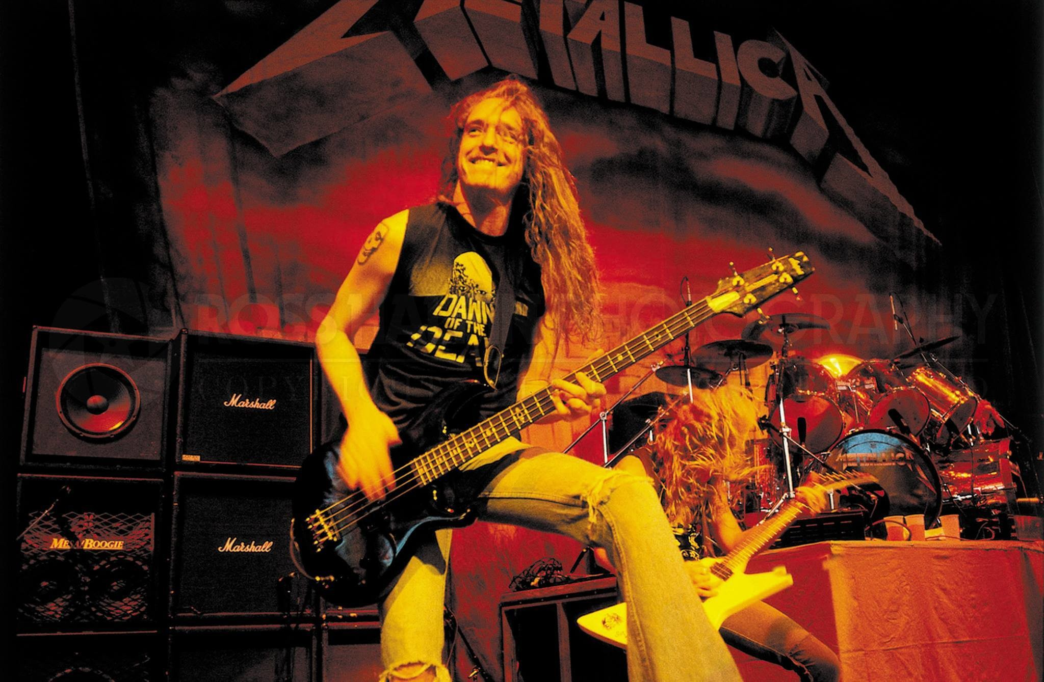 The Cars Band Cover Wallpaper Cliff Burton Wallpaper 68 Images