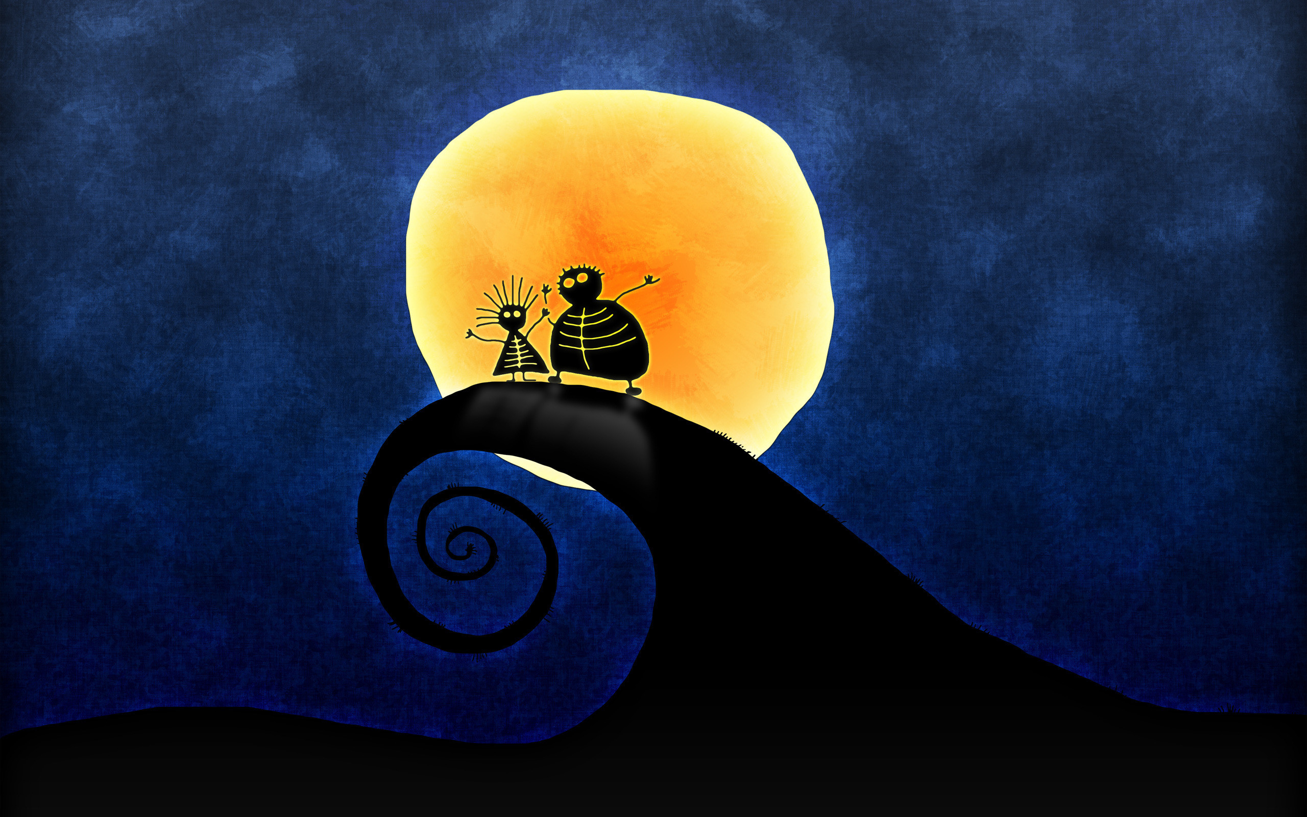 Jack And Sally Wallpaper Hd Jack Skellington And Sally Wallpaper 73 Images