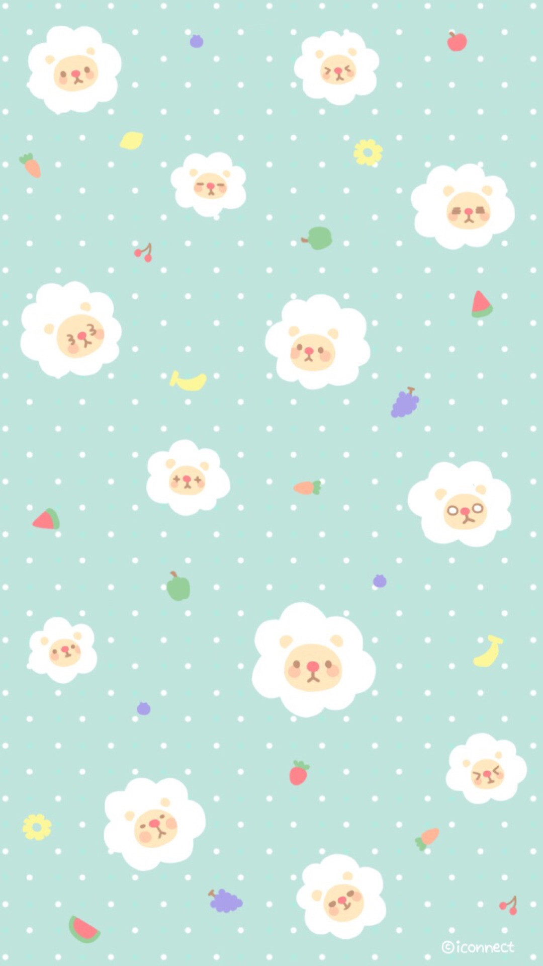 Wallpaper Iphone Pastel Cute Wallpapers For Phones 69 Images
