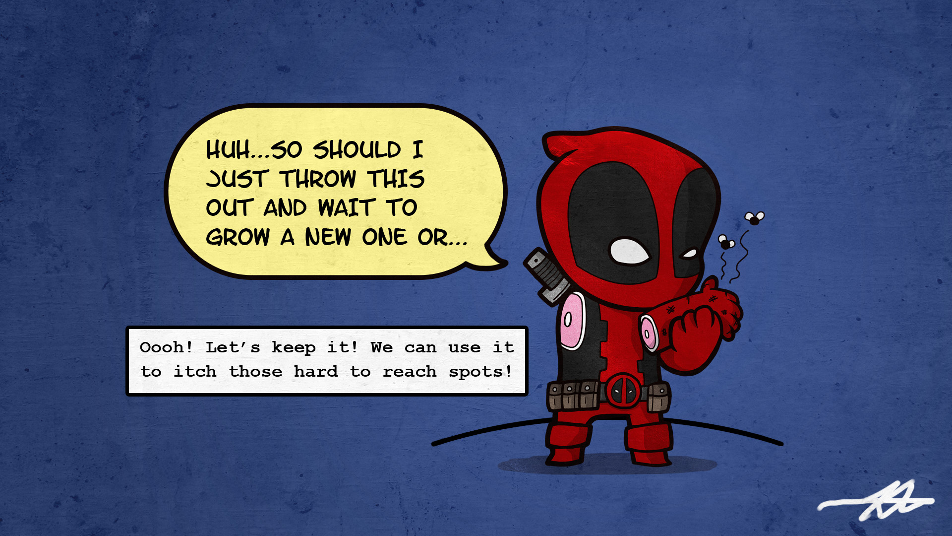 Cute Halloween Phone Wallpaper Funny Deadpool Wallpapers 74 Images