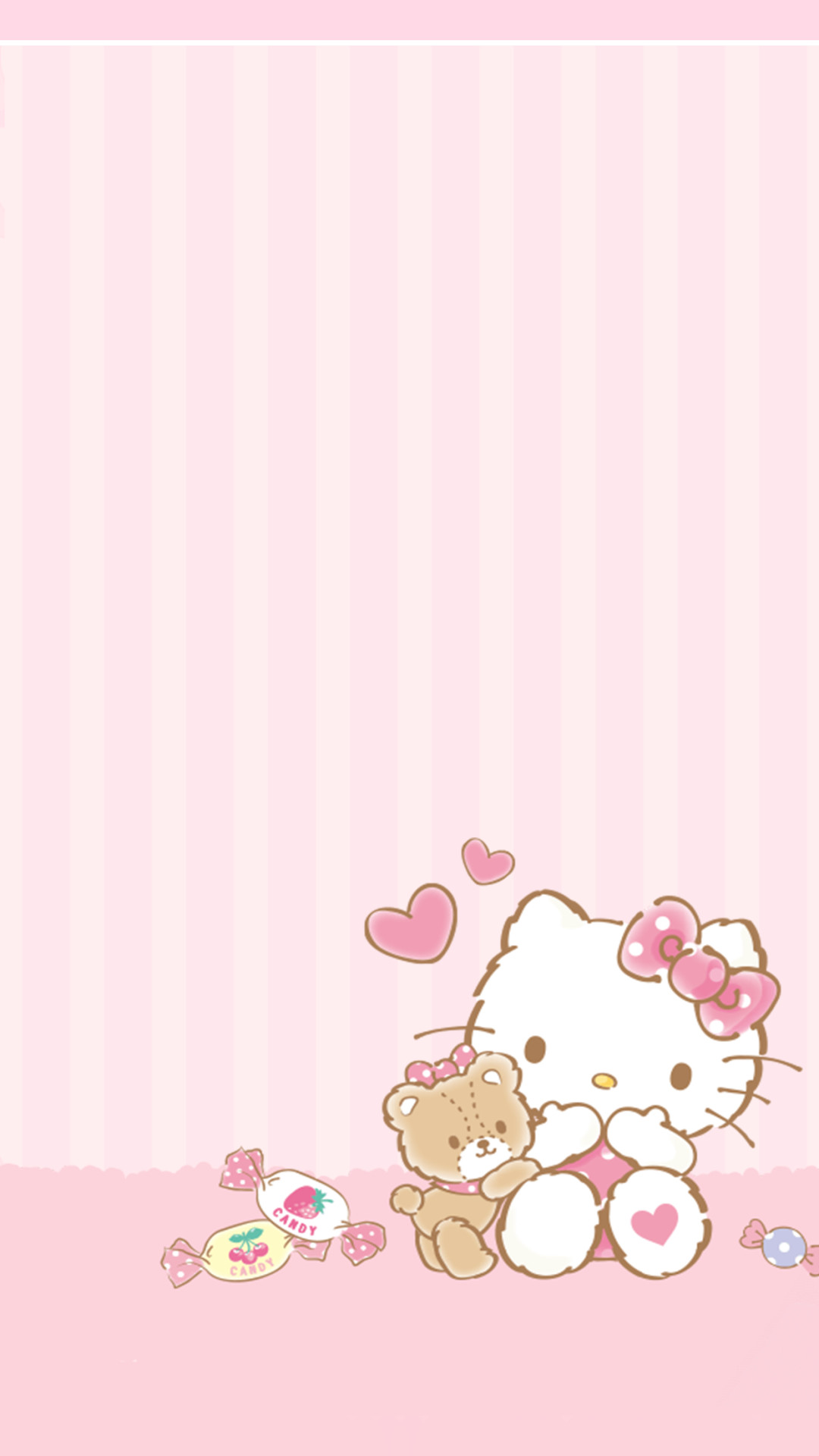 Car Wallpaper Free Download For Android Baby Hello Kitty Wallpaper 40 Images