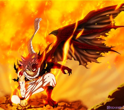Fairy Tail Natsu Wallpaper (82+ images)