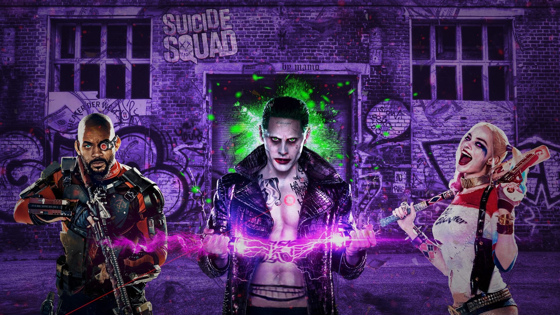 Hd Superhero Wallpapers For Pc Harley Quinn Suicide Squad Wallpapers 72 Images