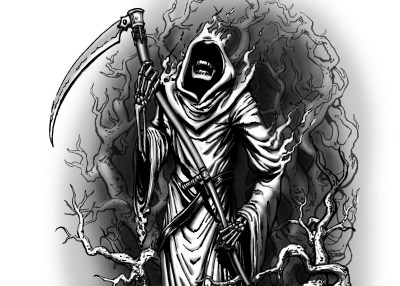 Cool Grim Reaper Wallpapers (62+ images)