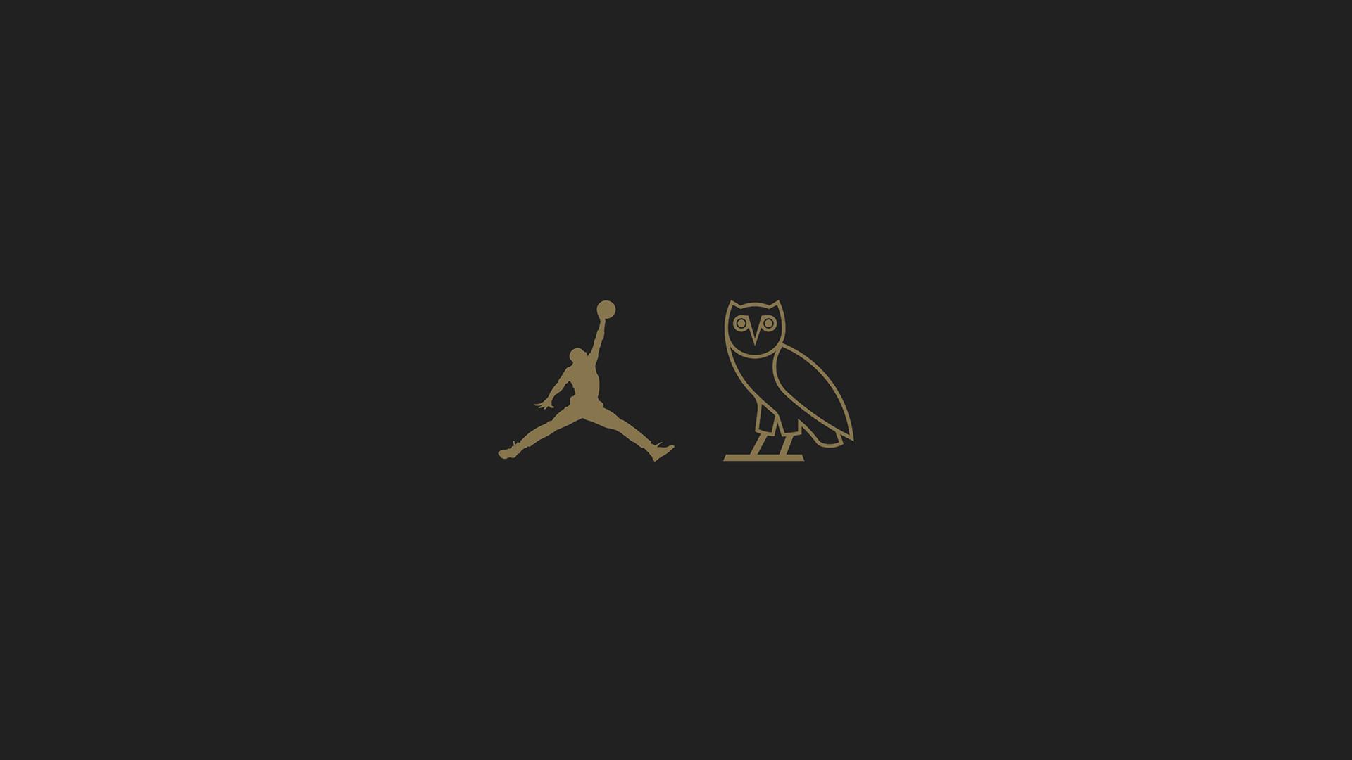 Air Jordan Wallpaper Iphone 4 Drake Ovo Wallpaper 74 Images