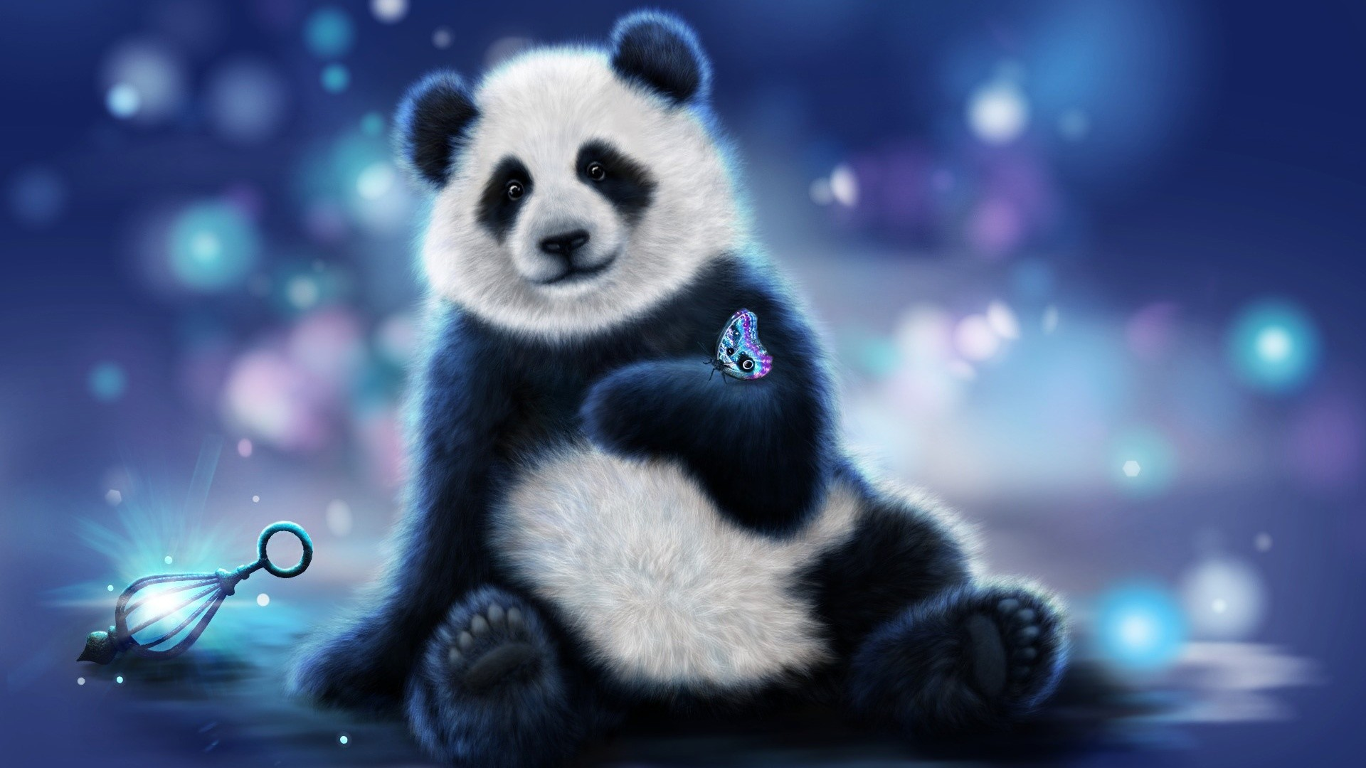Cute Lovable Couple Wallpapers Anime Panda Wallpaper 70 Images