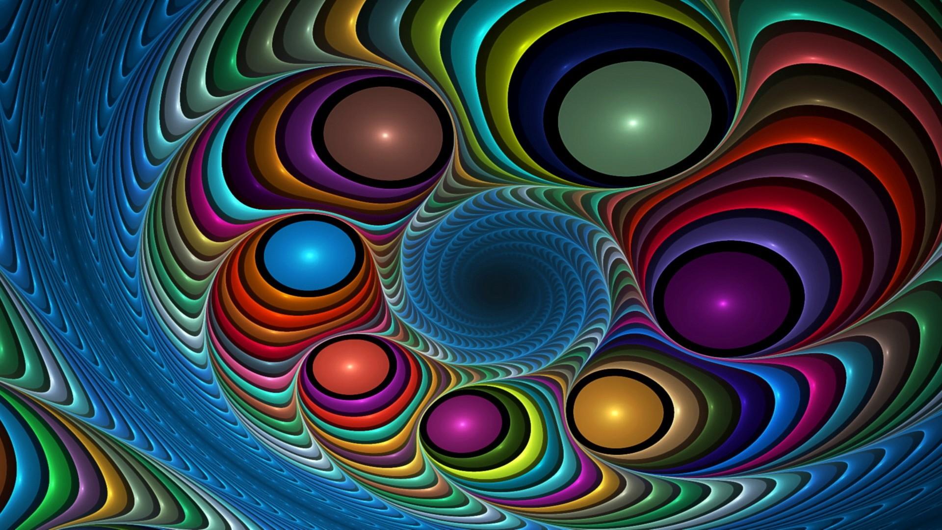 Chaos Wallpaper Hd Fractal Hd Wallpaper 75 Images