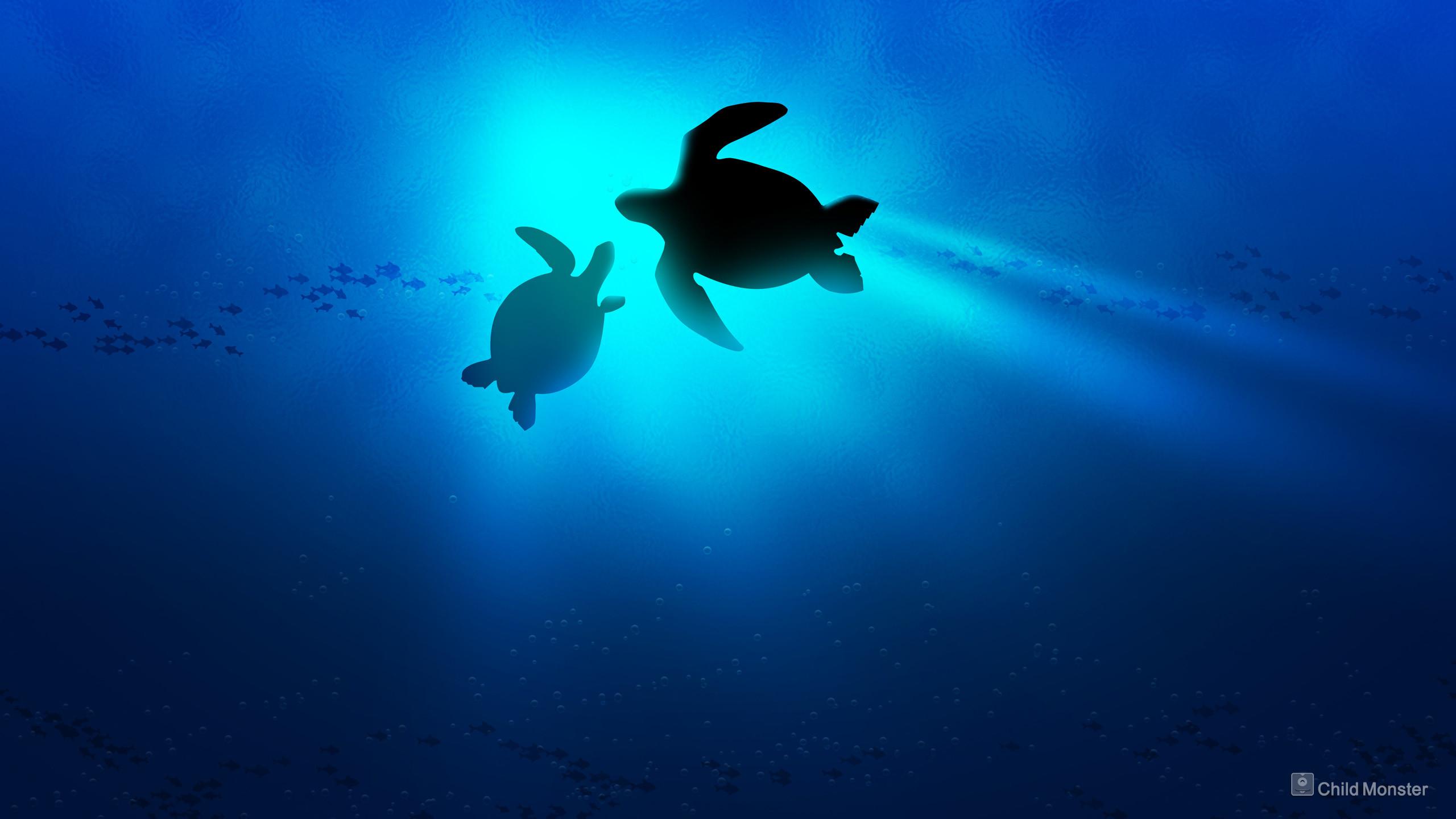 Cute Baby Full Hd Wallpaper Download Sea Turtles Desktop Wallpaper 60 Images