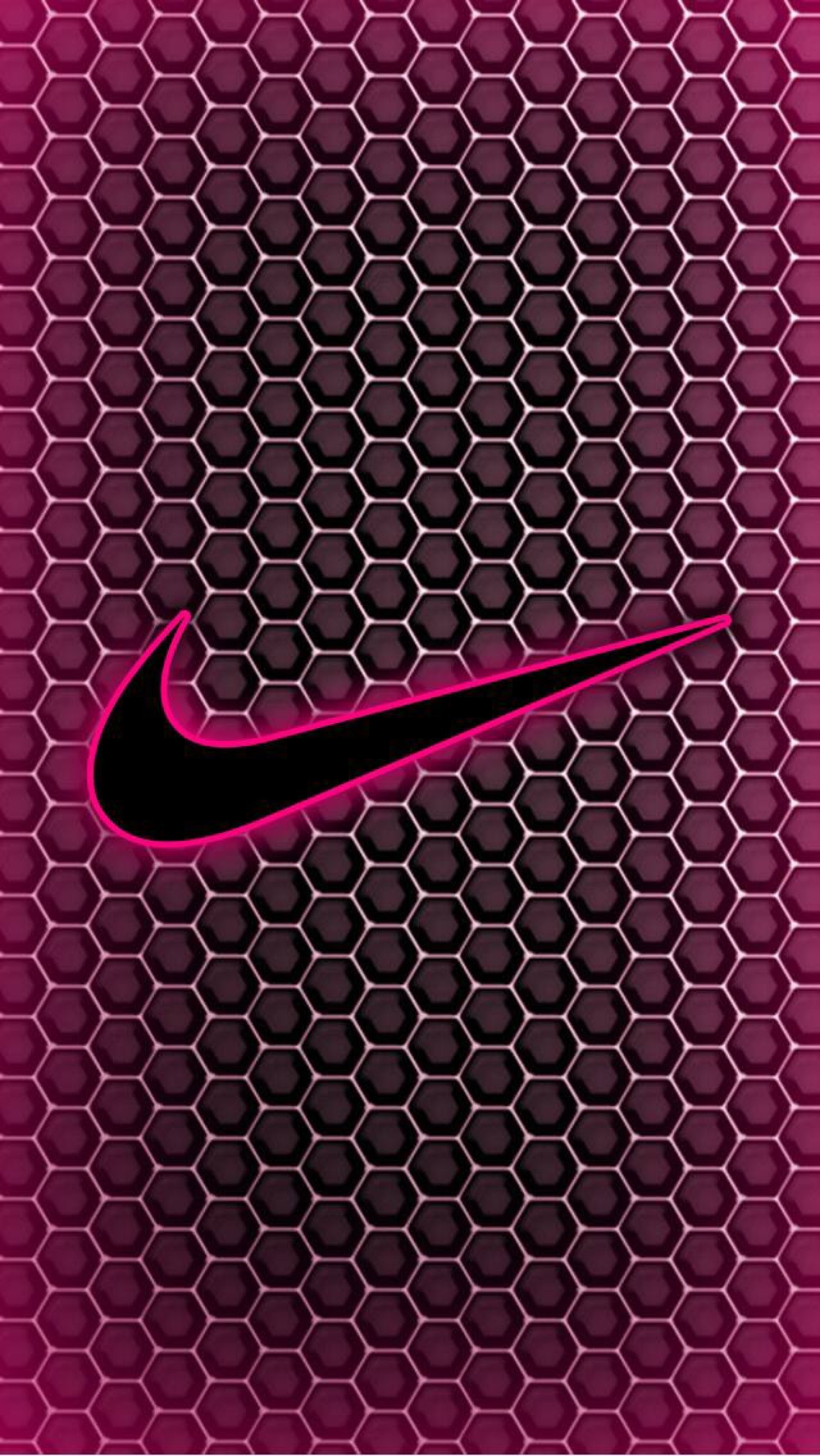 Black Pink And Silver Wallpaper Pink Nike Wallpaper 52 Images