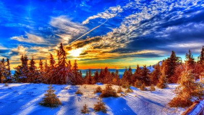 Desktop Backgrounds Winter (59+ images)
