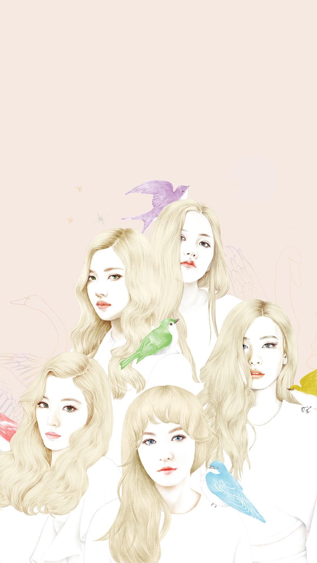 Korean Cute Desktop Wallpapers Kpop Wallpaper 75 Images