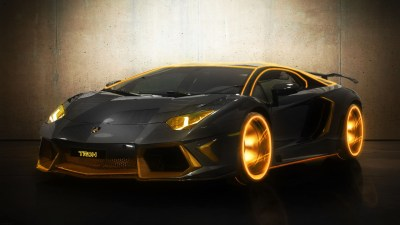 Cool Gold Cars Wallpapers (57+ images)