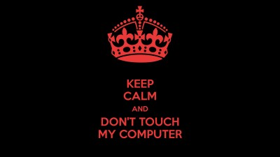 Dont Touch My Computer Wallpaper (75+ images)