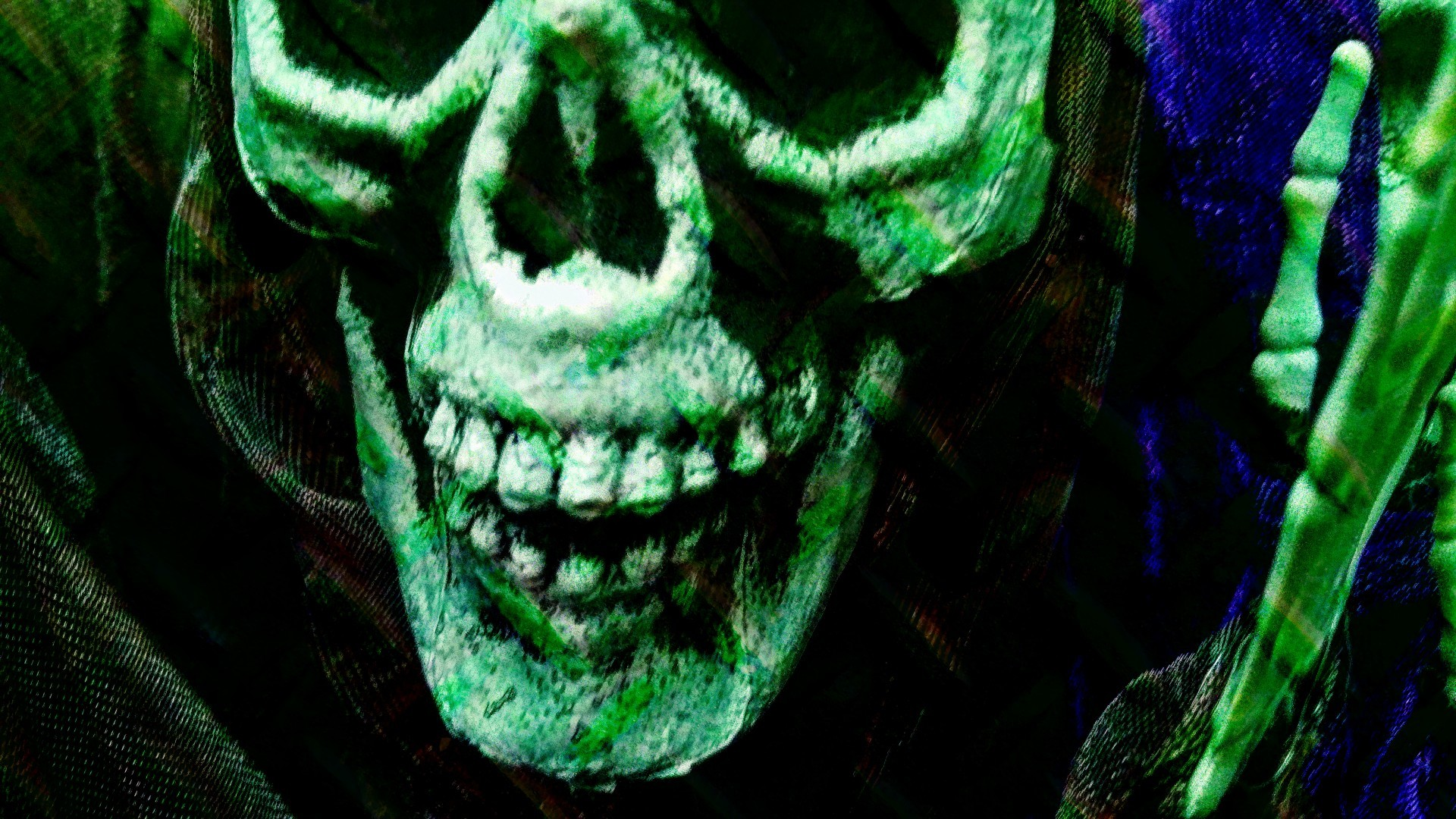 Weed Iphone 5 Wallpaper Green Skull Wallpaper 53 Images